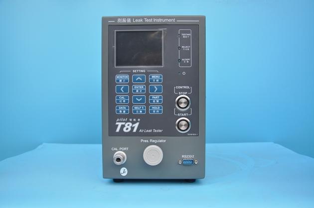 T81-直壓式洩漏測試儀 1